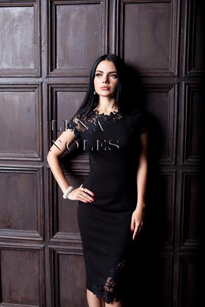 Платья Вечерние Елена Нолес Фото